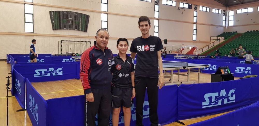 Best table tennis club in Malta wins 14 medals in National Championships