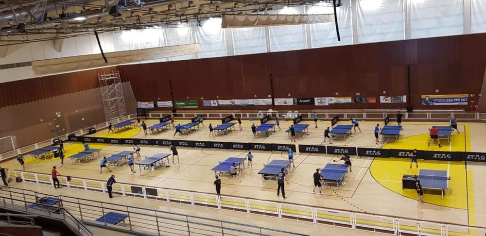 United Table Tennis Coaching Team (UTTCT) high-performance training camp