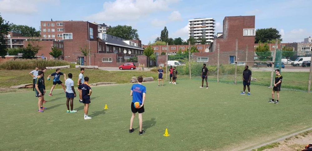 TT4YOU International Summer Camp 2019 in Schiedam