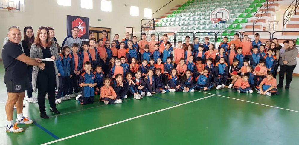 HiTT Academy donates €1,381.38 to the Malta Community Chest Fund