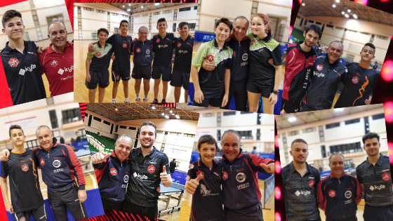 Team HiTT medal roundup: MTTA 3rd Ranking Tournament 2019/20
