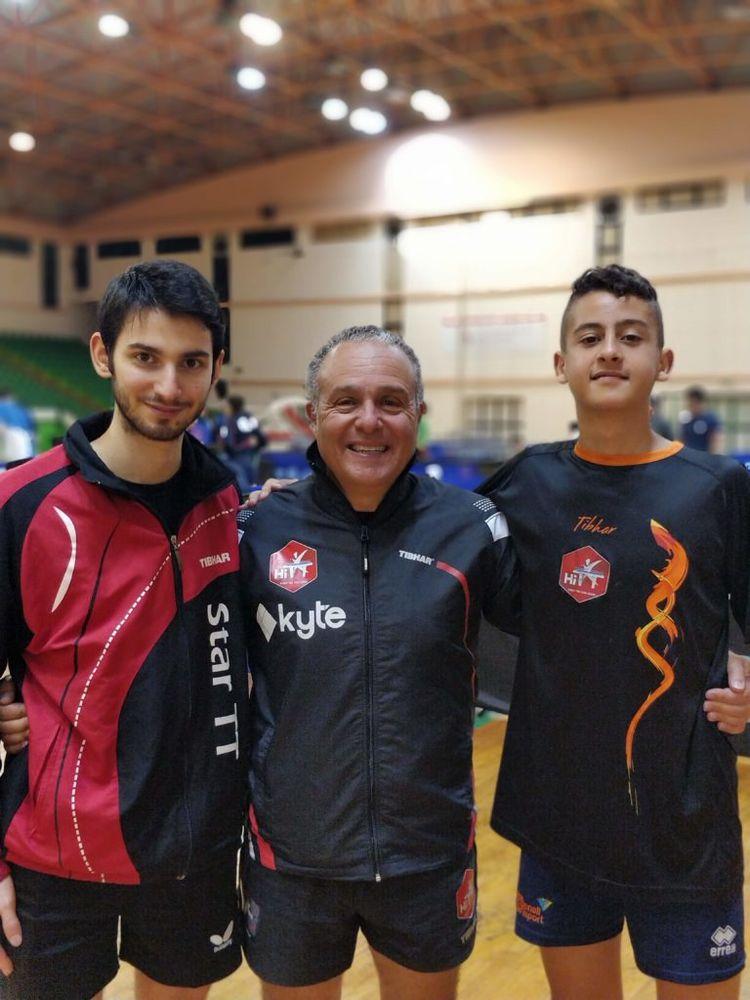 Team HiTT medal roundup: MTTA 3rd Ranking Tournament 2019/20