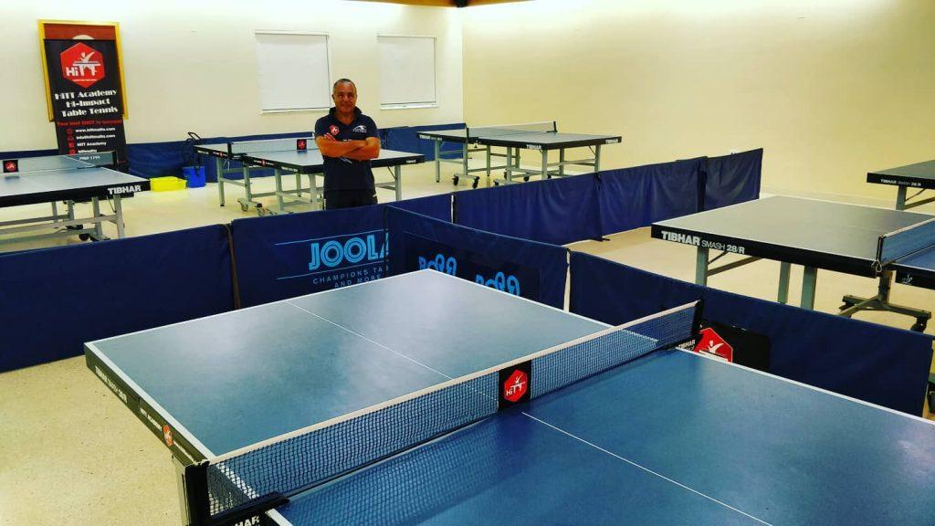 Table Tennis Training Centre in Birkirkara